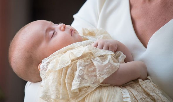 Lilibet Diana christening gown