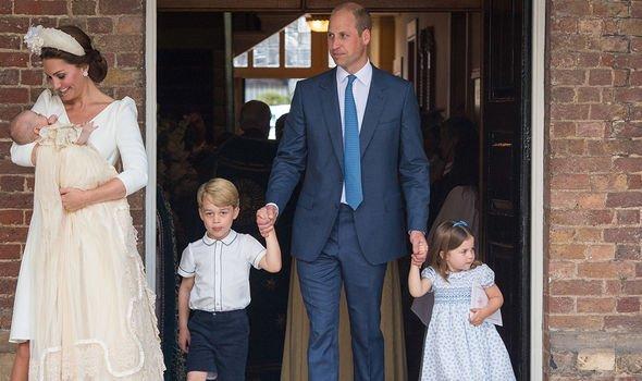 Lilibet Diana christening: Kate Middleton