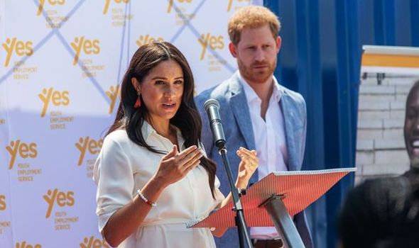 Meghan and Harry statement