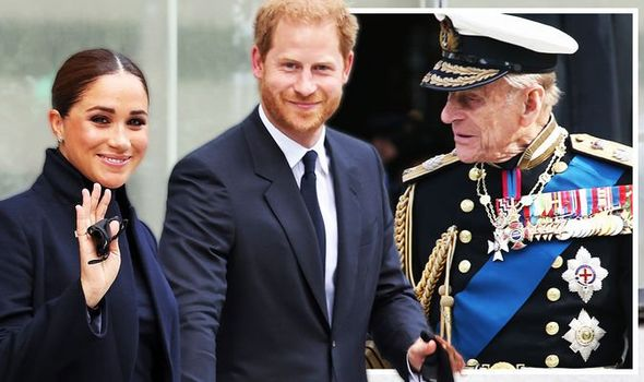 Meghan Markle Prince Harry Prince Philip