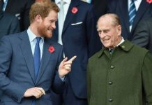 'Most adorable couple!' Prince Harry gushes over Queen and Prince Philip 'incredible bond'