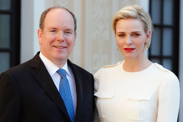 Prince Albert's wife was rushed to the Netcare Alberlito Hospital in Ballito