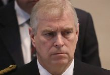 Prince Andrew Queen royal latest