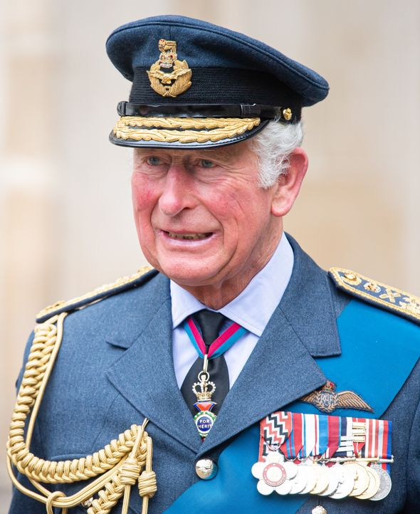 Prince Charles (pictured)