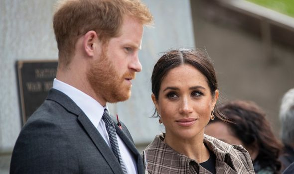 Prince Harry, 37, and his wife Meghan Markle, 40, visited the Big Apple last week on a three-day tour.