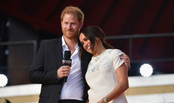 Prince Harry delivered a speech in New York