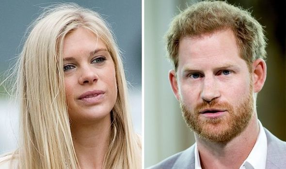 Prince Harry's ex Chelsy Davy knew 'they were from different worlds' before split
