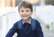 Prince Louis news: The three-year-old is said to have made his first ever trip abroad