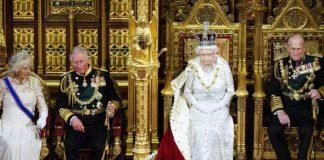Prince Philip and Camilla Duchess of Cornwall