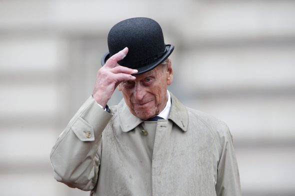 Prince Philip passed away in April aged 99