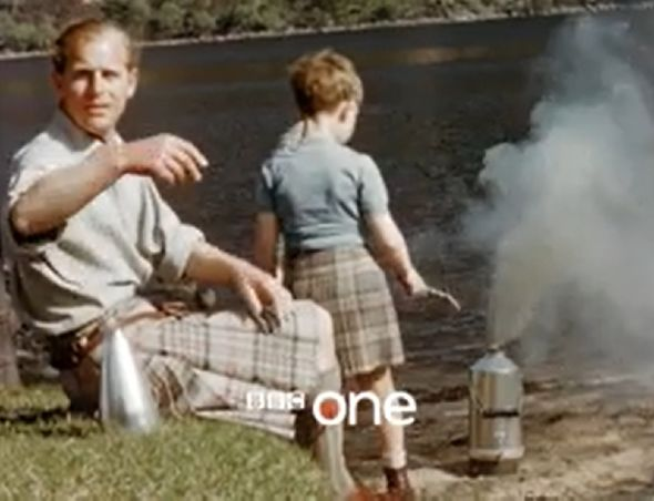 Prince Philip's carefree side to be shown in documentary