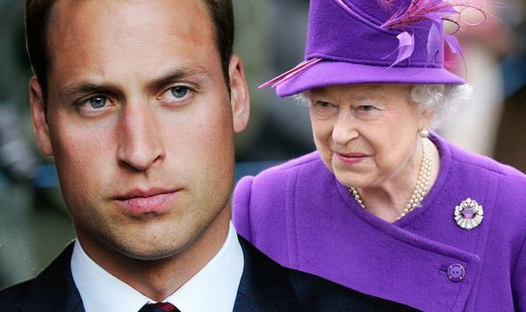 Prince William Queen Prince Harry latest