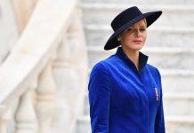 Princess Charlene of Monaco was taken to hospital