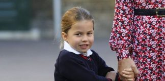 Princess Charlotte nickname Royal Family Cambridge children