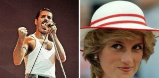 Princess Diana and Freddie Mercury acted 'like naughty school children' in attempted night out