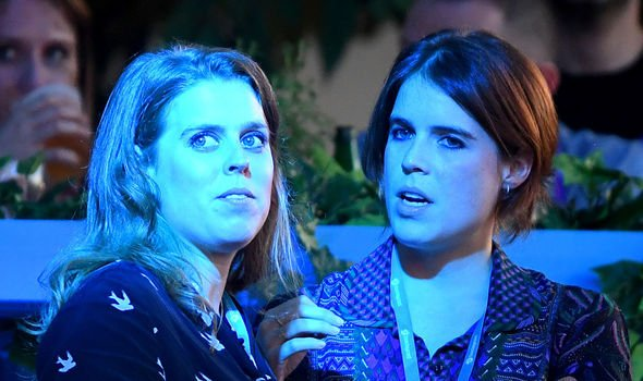 Princess Eugenie: The sisters have a strong bond after having grown up under the spotlight