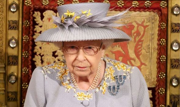 Picture of the Queen