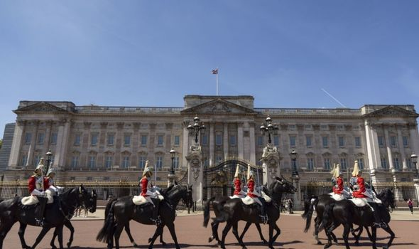 Picture of Buckingham Palace
