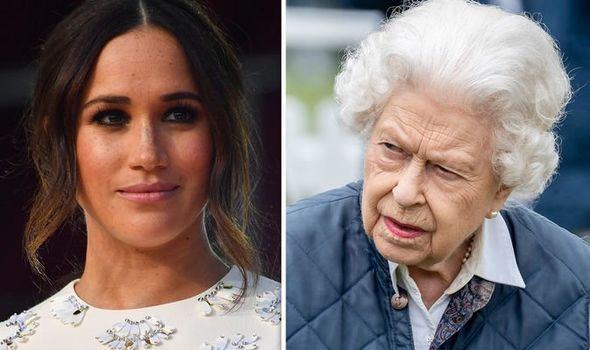 Queen Elizabeth rebuked Meghan Markle author claims