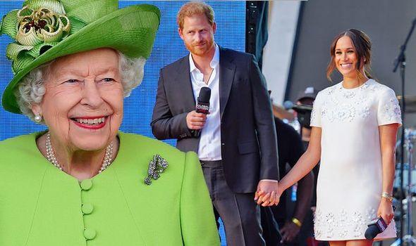 Queen, Meghan Markle Prince Harry