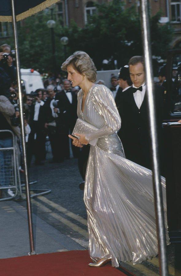 Royal Family film premieres: Princess Diana