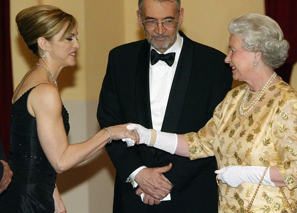 Royal Family film premieres: The Queen and Madonna