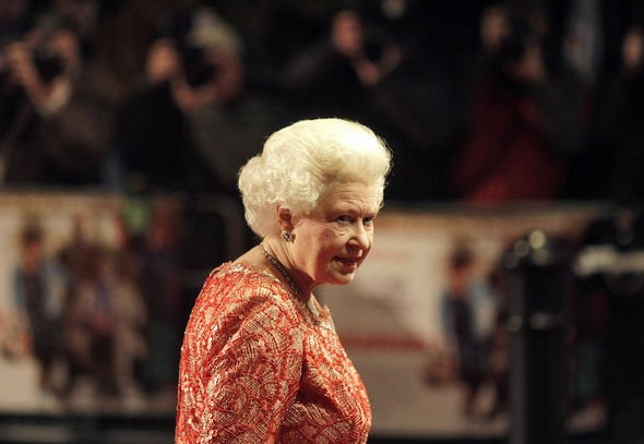 Royal Family film premieres: The Queen