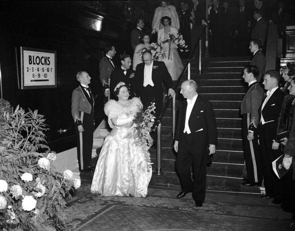 Royal Family film premieres: Royals at movies
