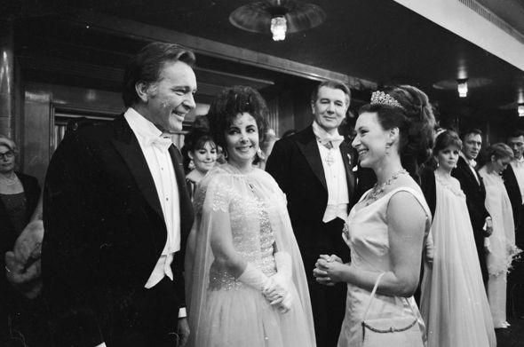 Royal Family film premieres: Princess Margaret