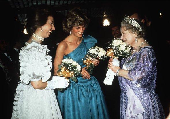 Royal Family film premieres: Royals