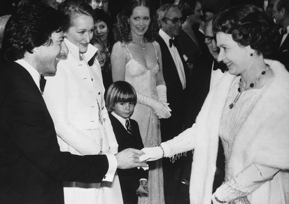 Royal Family film premieres: 1980 premiere