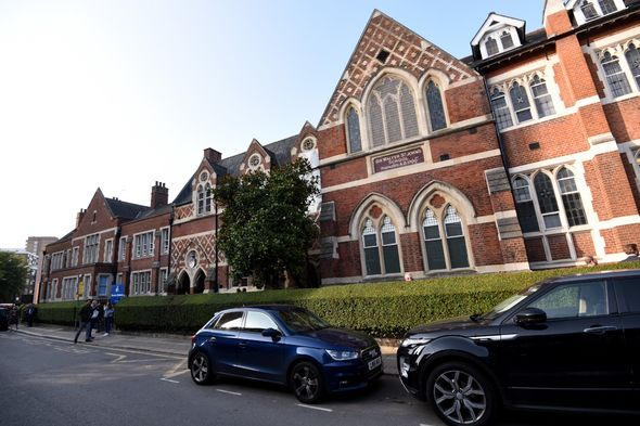 Some of the clubs offered by St Thomas's are commonly available at other private schools in Britain.
