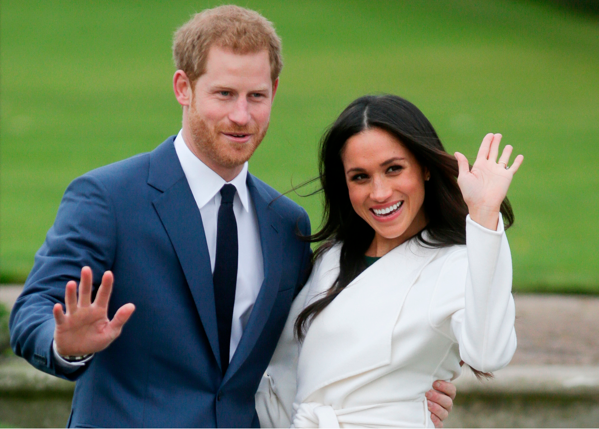 The Duke of Sussex formally announced his engagement to Ms Markle in November 2017.