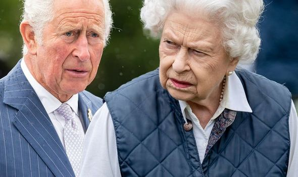 The Queen denied Prince Charles' request