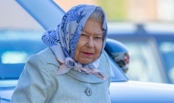 The Queen scolded Meghan Markle after