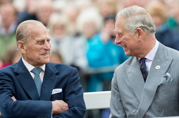 The position was previously held by his father Prince Charles and his late grandfather the Duke of Edinburgh.