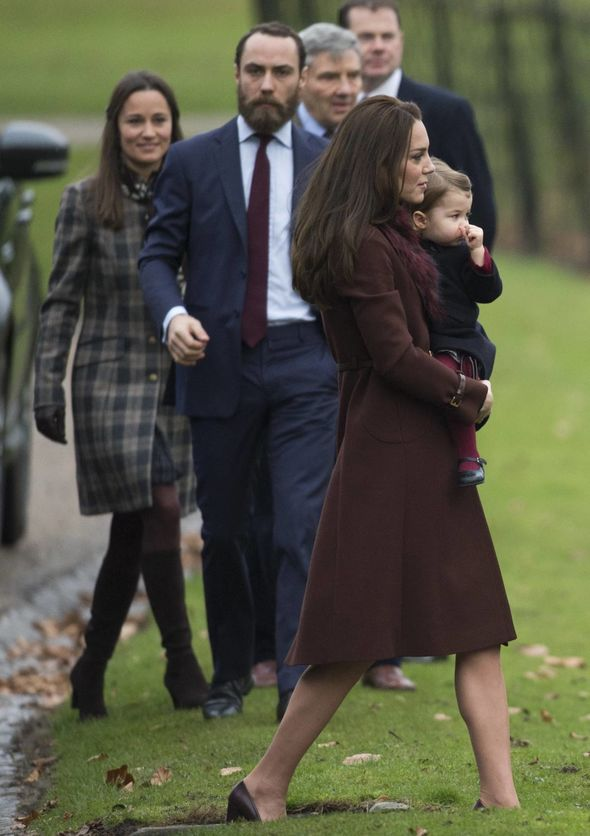 The younger brother of Kate, the Duchess of Cambridge, confirmed the happy news this evening