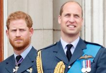 'Up all night!' Prince William claims Harry's sleeping habit made him miss out on sleep