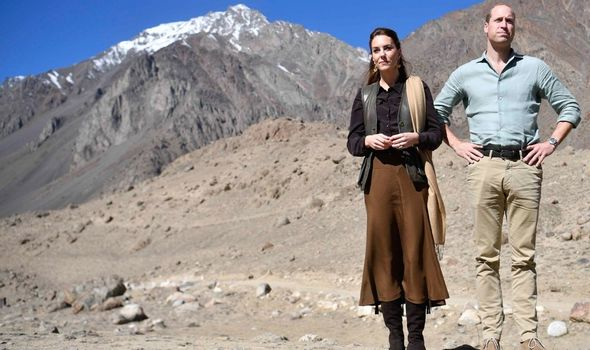 William and Kate: Royal couple in Pakistan