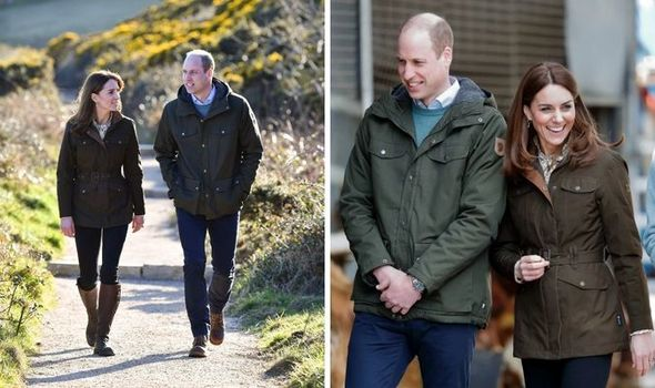 William and Kate's body language differences