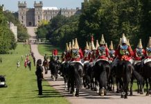 Picture of Windsor Castle