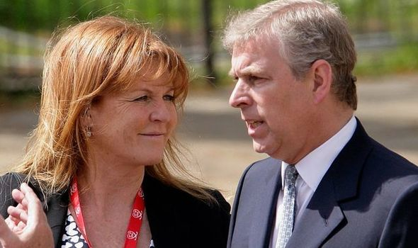 Fergie has remained Prince Andrew's 'biggest fan'