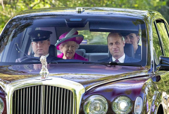 kate middleton prince william children george charlotte louis balmoral holidays queen news