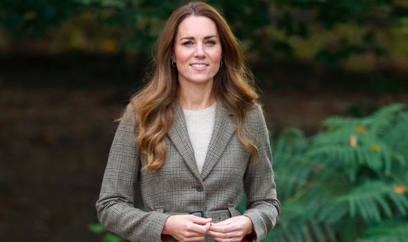 Kate has been praised for her 'clarity of vision'