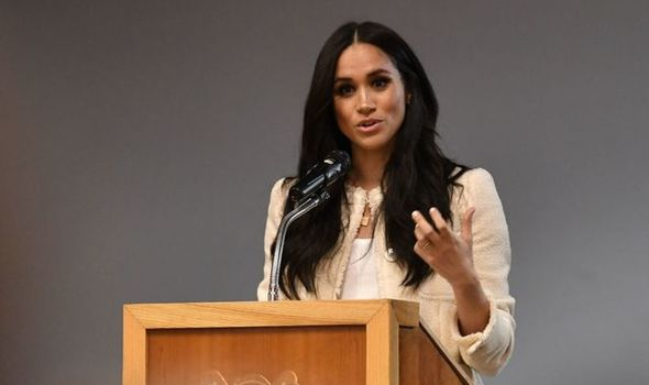 Meghan Markle is 'ambitious' claims expert