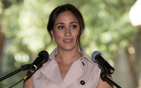 Meghan Markle has not spoken to her father