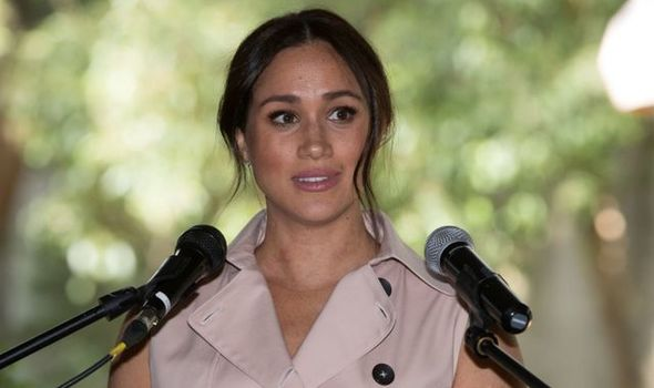 Meghan Markle hoped to sign Michelle Obama