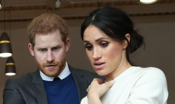 meghan markle news prince harry royal family