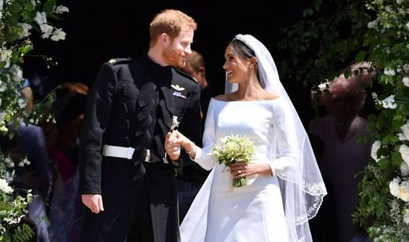 Meghan Markle broke with royal tradition
