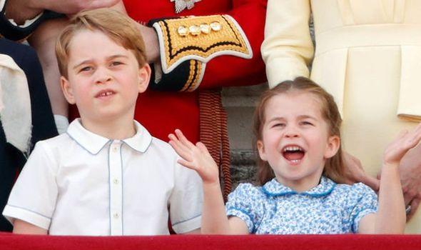 prince george princess charlotte holidays kate middleton prince william prince louis news